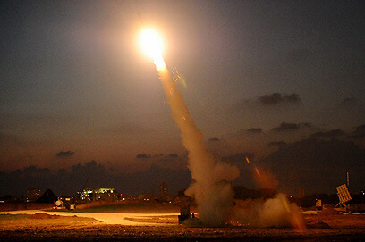 Iron Dome intercepts rocket