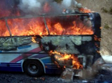 Israeli bus explosion in Bulgaria the work of Iran