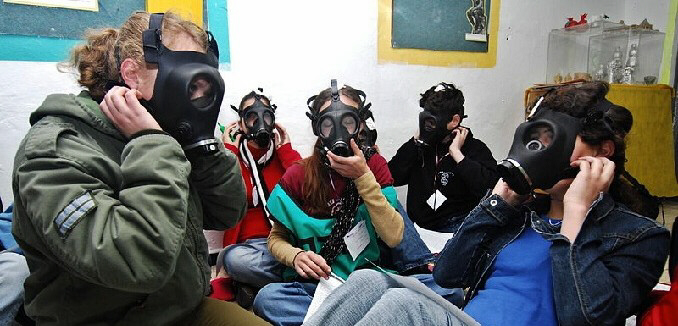 Israeli gas mask distribution ramps up amid Syria escalation