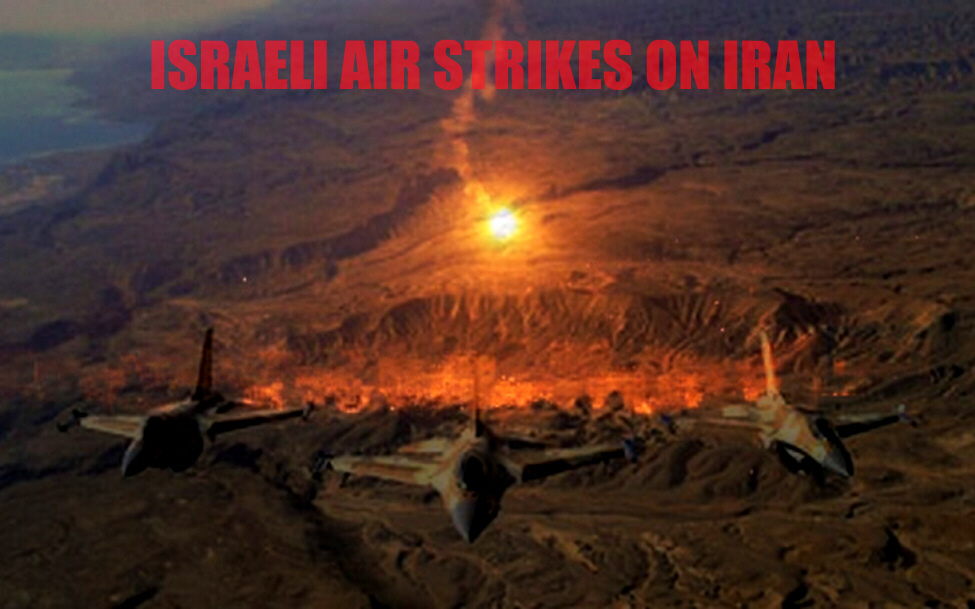 "Click on image to go to prediction entitled ""Israel Bombs Bushehr Nuclear Reactor"""