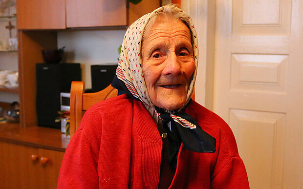 Janina Kolkiewicz, 91, came back to life in morgue 11 hours after being declared dead