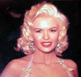 Actress and sex-symbol Jayne Mansfield