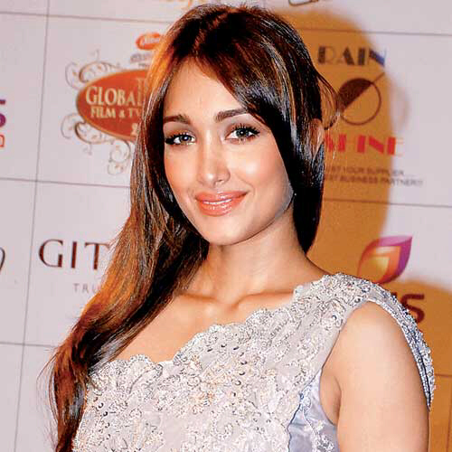 Jiah Khan was found hanged