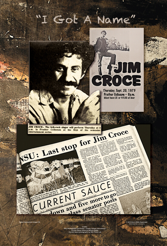 Jim Croce dies in September 1973 plane crash