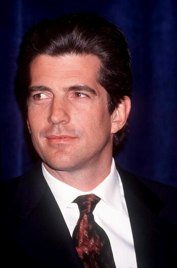 John F. Kennedy Jr on 1999 8 March