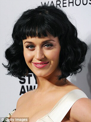 Katy Perry, wannabe astronaut who may die like Lucifer, in a fiery plummet to Earth