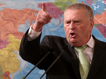 LDPR leader Vladimir Zhirinovsky warns Turkey