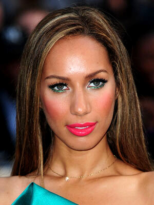 Leona Lewis in UK a few years ago