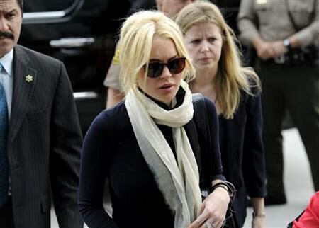 Lindsay Lohan wins restraining order against stalker