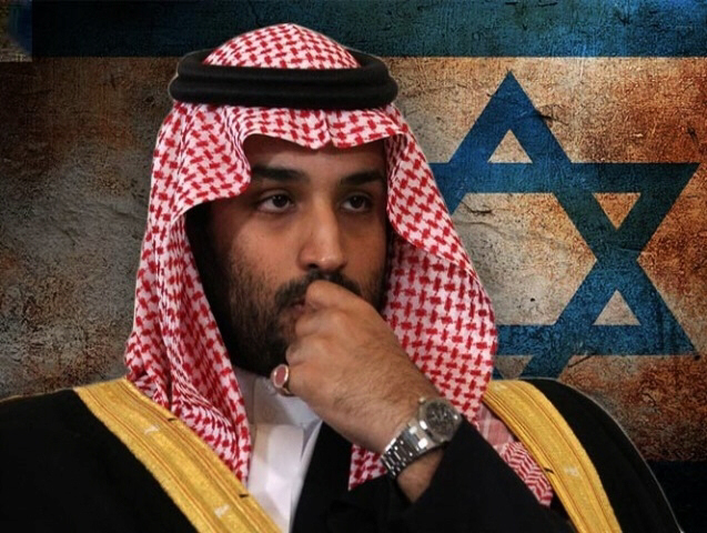 MBS and Israe