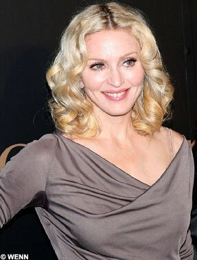 Madonna's recent makeover: who or what is she getting pretty for?