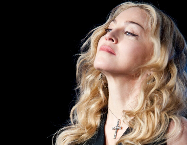 Madonna's downfall seems imminent:  (Proverbs 16:18) 'Pride goeth before destruction, and an haughty spirit before a fall.'