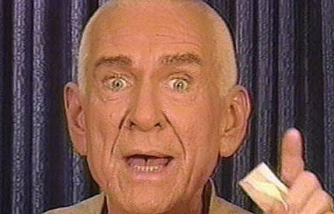 Hi! I'm Marshall Applewhite and I have an important message for all you earthlings!