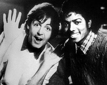 McCartney teamed up with Michael Jackson in some songs and both were good friends