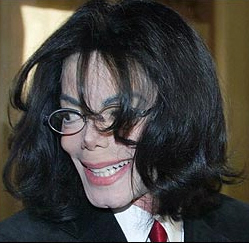 Michael Jackson: would choose suicide over prison