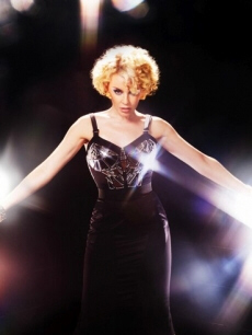 Kylie Minogue: dark and wicked with a touch of innocence