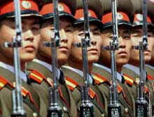 North Korean military on state of high alert