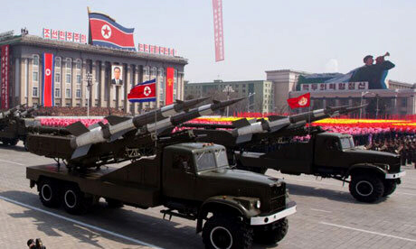 NKorea's military said it possesses rockets capable of reaching US