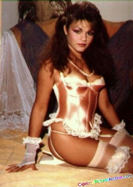 Nancy Benoit when she was the former Nancy Sullivan
