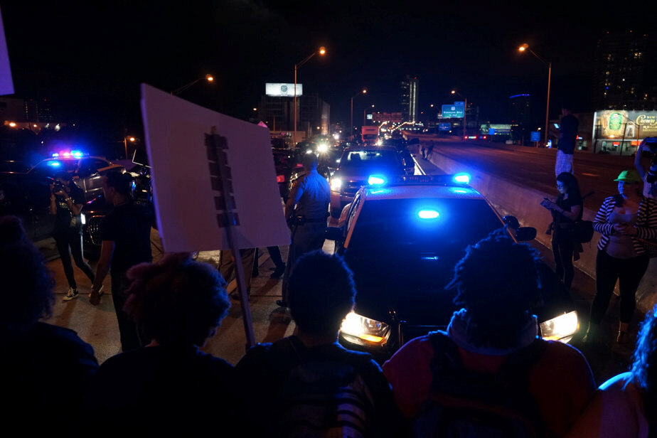 Nationwide protests against police brutality