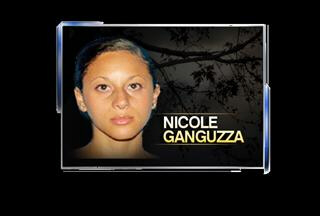 Nicile Ganguzza in darkness