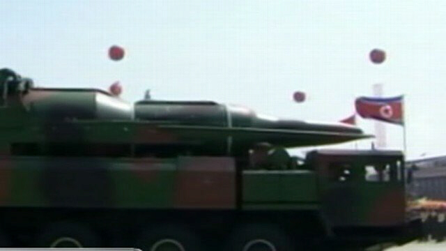 North Korea prepares missiles for nuclear launch