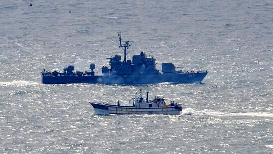 North Korea seizes South Korean boat