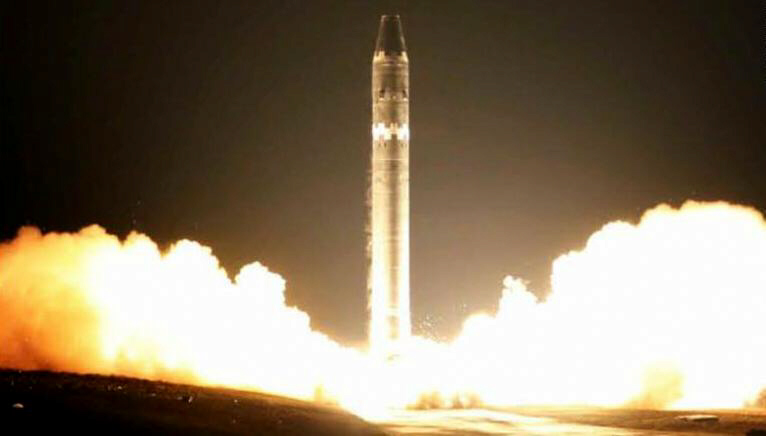 North Korean ICBM can strike anywhere in the world