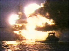 North Sea attack
