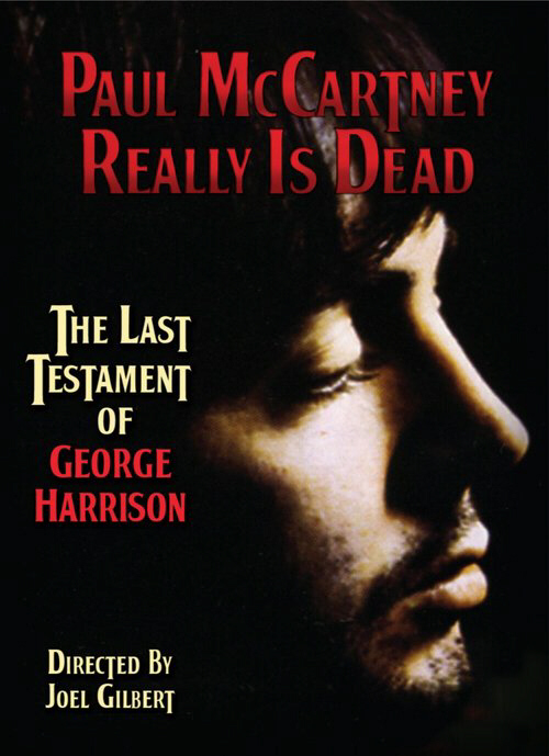 """Paul Is Dead"" claim by the late George Harrison"