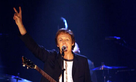 Paul McCartney will go ahead with concert in Israel despite death threats