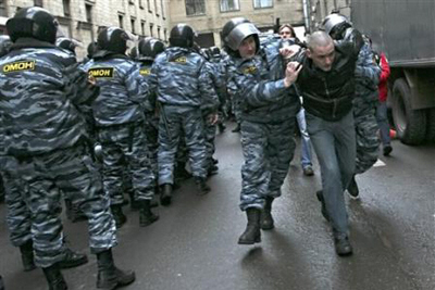 Police Detain Hundreds of Opposition Activists