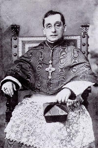 First World War pontiff, Pope Benedict XV