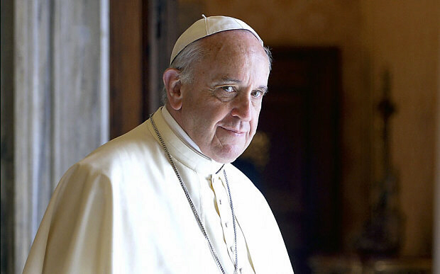 Pope Francis could be vulnerable when he travels to Albania on Sunday