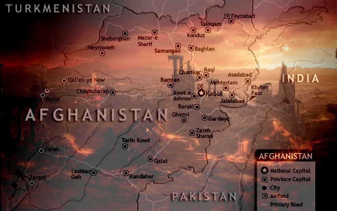 Powerful quake rocks Afghanistan an Tajikistan