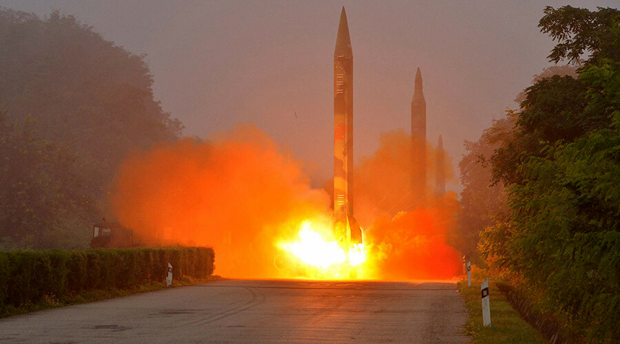 Pyongyang accuses US of plotting preemptive nuclear strikes