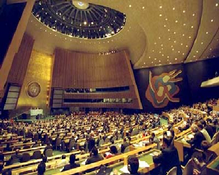 Russia condemns in the UN; fails to muster enough votes for military action