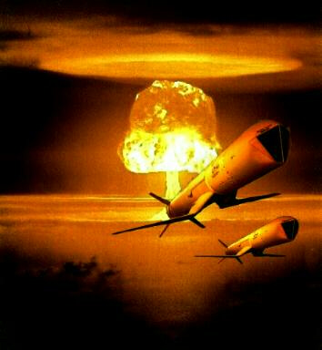 North Korean nuclear attack on mainland USA