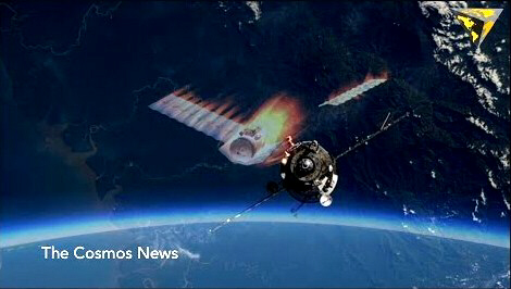 Russian spacecraft hurtles to earth on Friday
