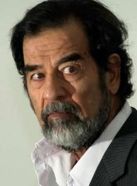 Saddam: about to die
