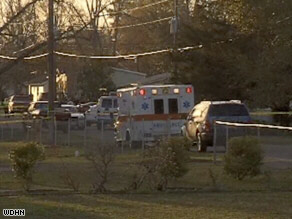 Scene of multiple shooting in Samson, Alabama