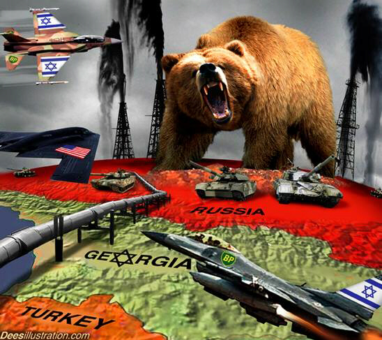 Second Russia-Georgia War threatens to become WW3