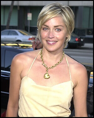 Sharon Stone looking sexy and beautiful at 50, but is the actress in danger of death?