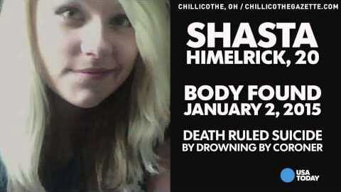 Shasta Himelrick, 20, found dead January 2, 2015