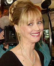 Shelley Long from earlier this year