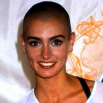 Sinead O'Connor in better days