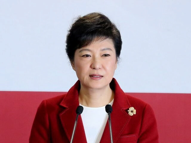 "South Korea's first female (""feline"") president, Park Geun-hye, declares war on North Korea"