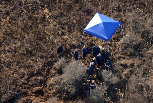 Suffolk County authorities unearth remains believed to be those of Shannan Gilbert
