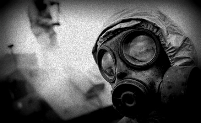 Syria's military loading deadly sarin into bombs
