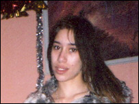 Tania Nicol, aged 19, disappeared on 30 October